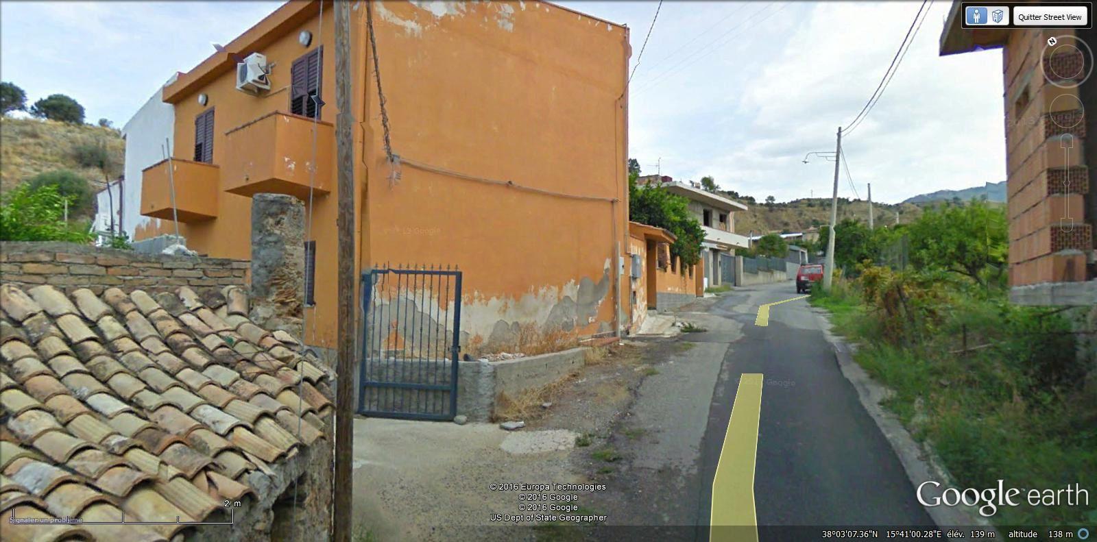 traverse de la via Croce Valanidi