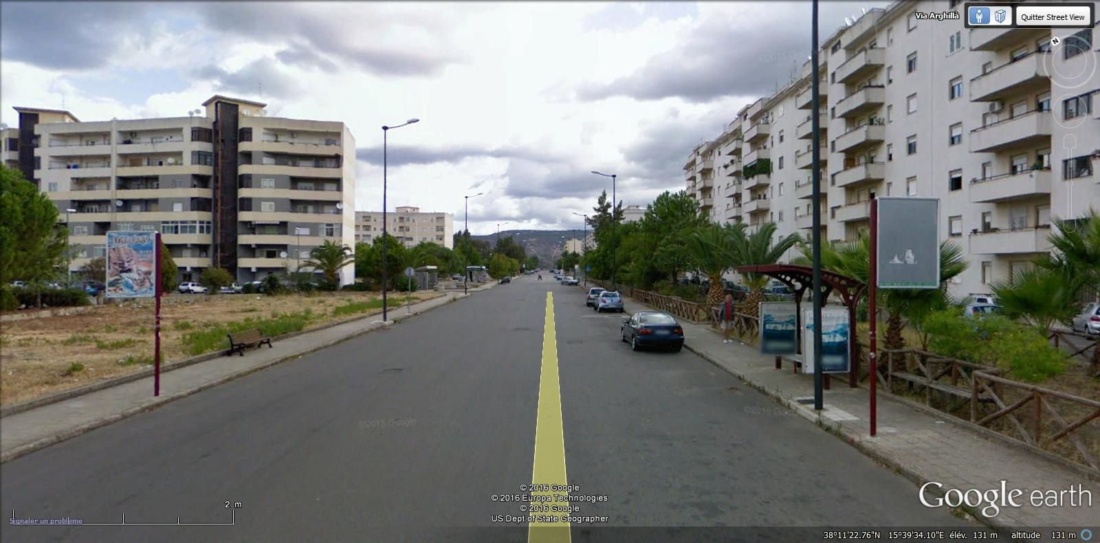 REGGIO CALABRE - 8e ardt   13.700 hab