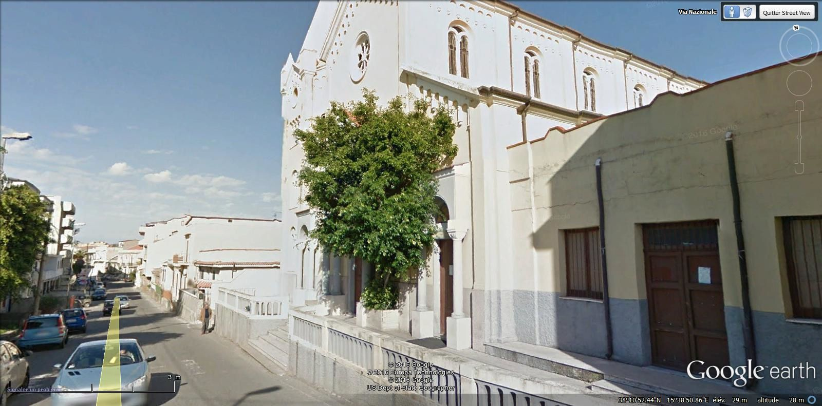 église Santa Maria Immacolata SMT