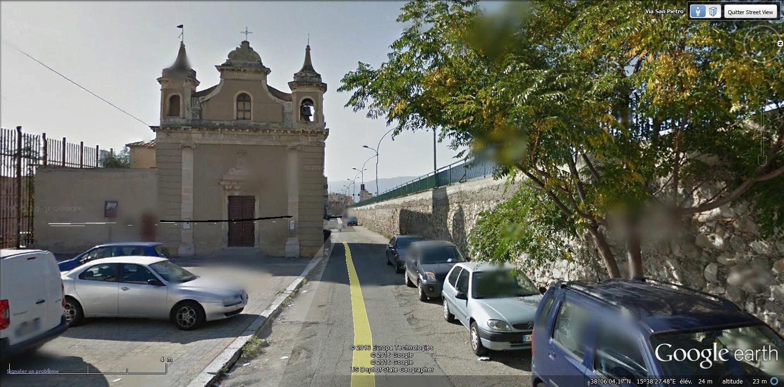 église Madonna della Consolazione SMT
