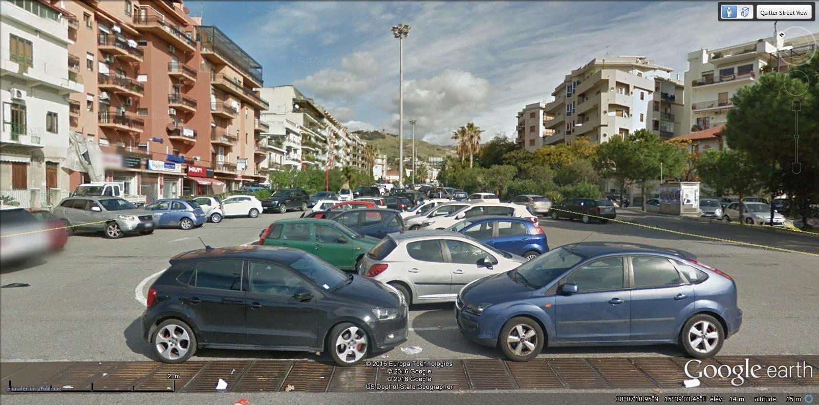 REGGIO CALABRE-2e ardt  13.000 hab