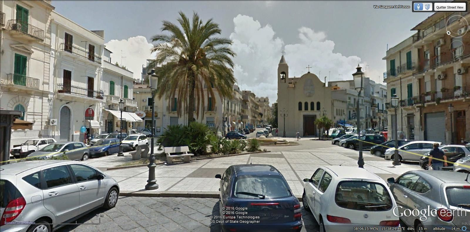 place et église Carmine SMT