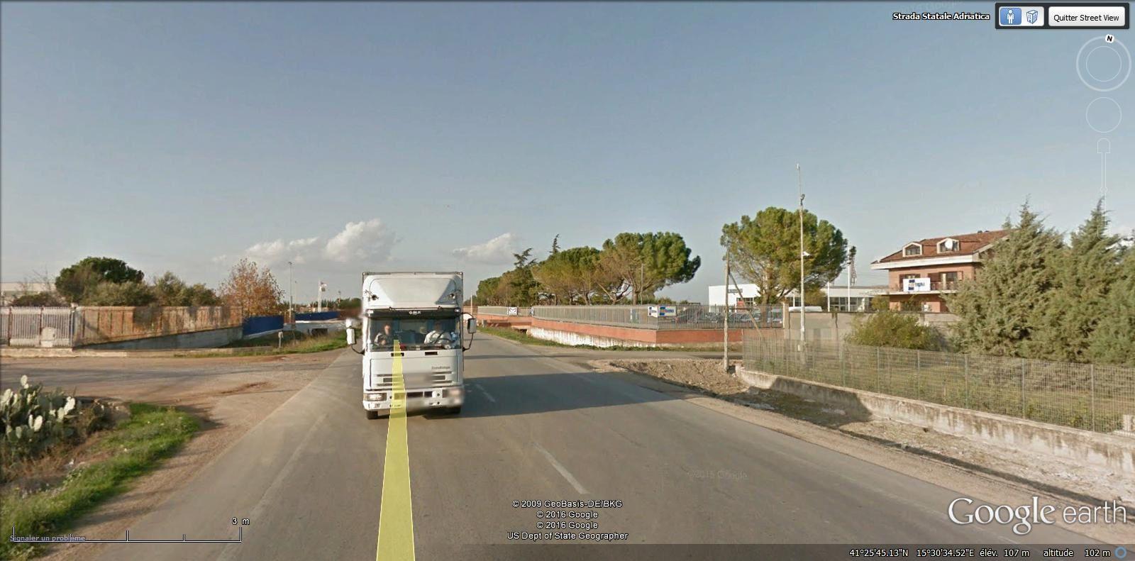 strada Adriatica ( 4,7 km )