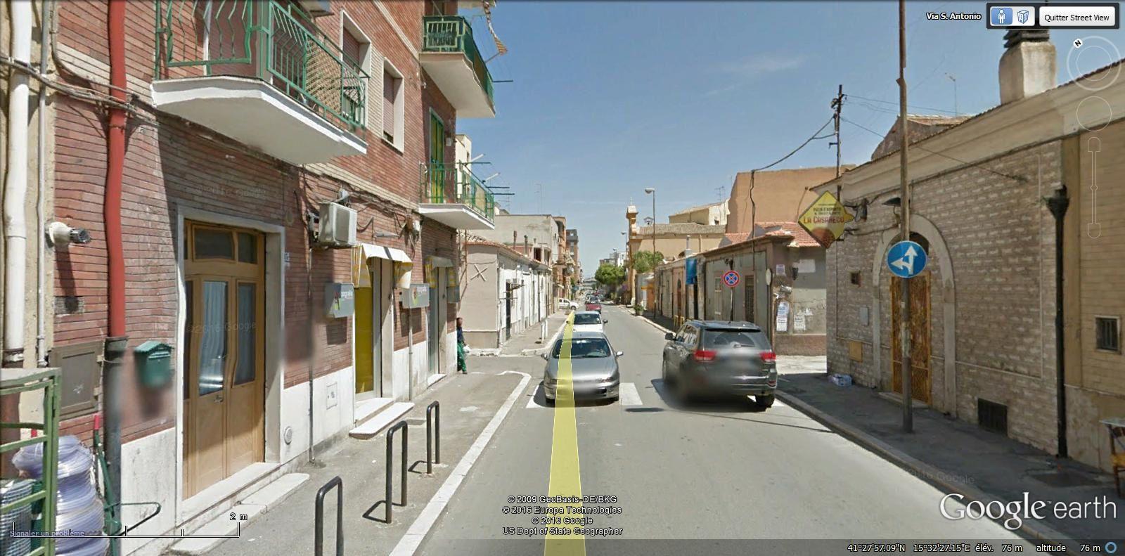 via Sant Antonio