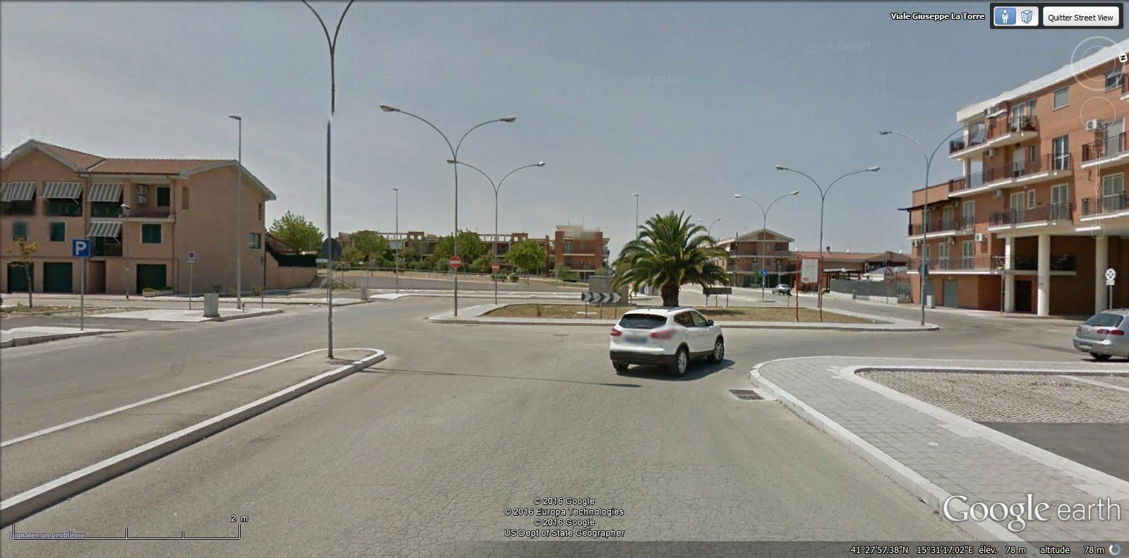 carrefour La Torre-Pilotti ( 1,8 km )