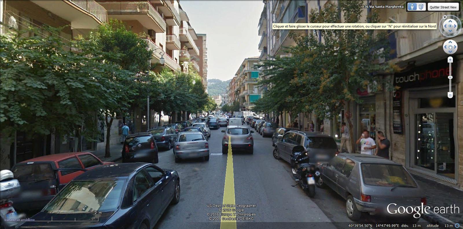 via Santa Margherita
