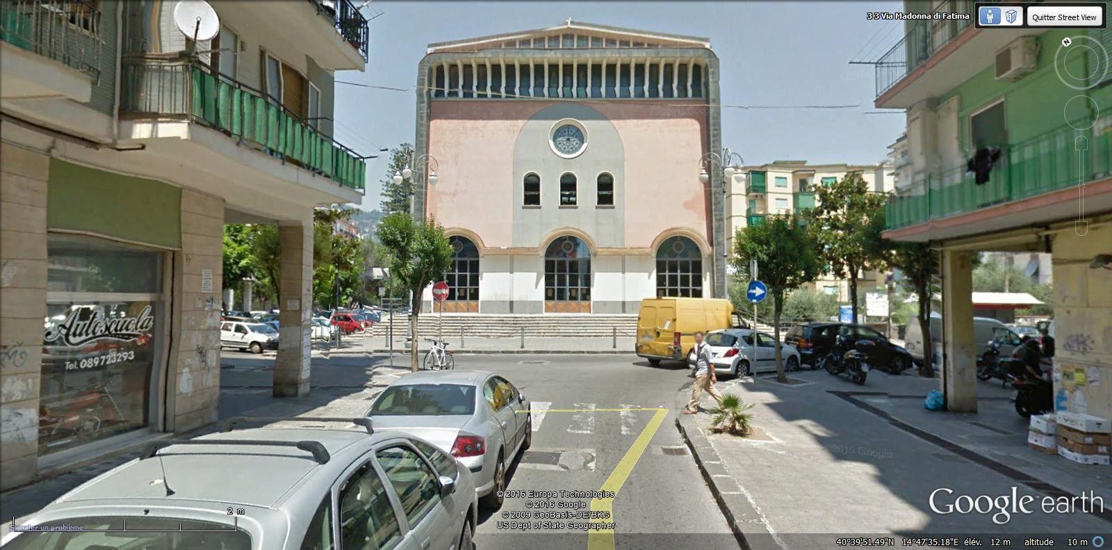 église Cuore Immacolata di Maria SMT ( 3,6 km )