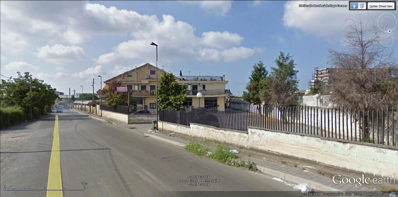 strada Cupa Farano