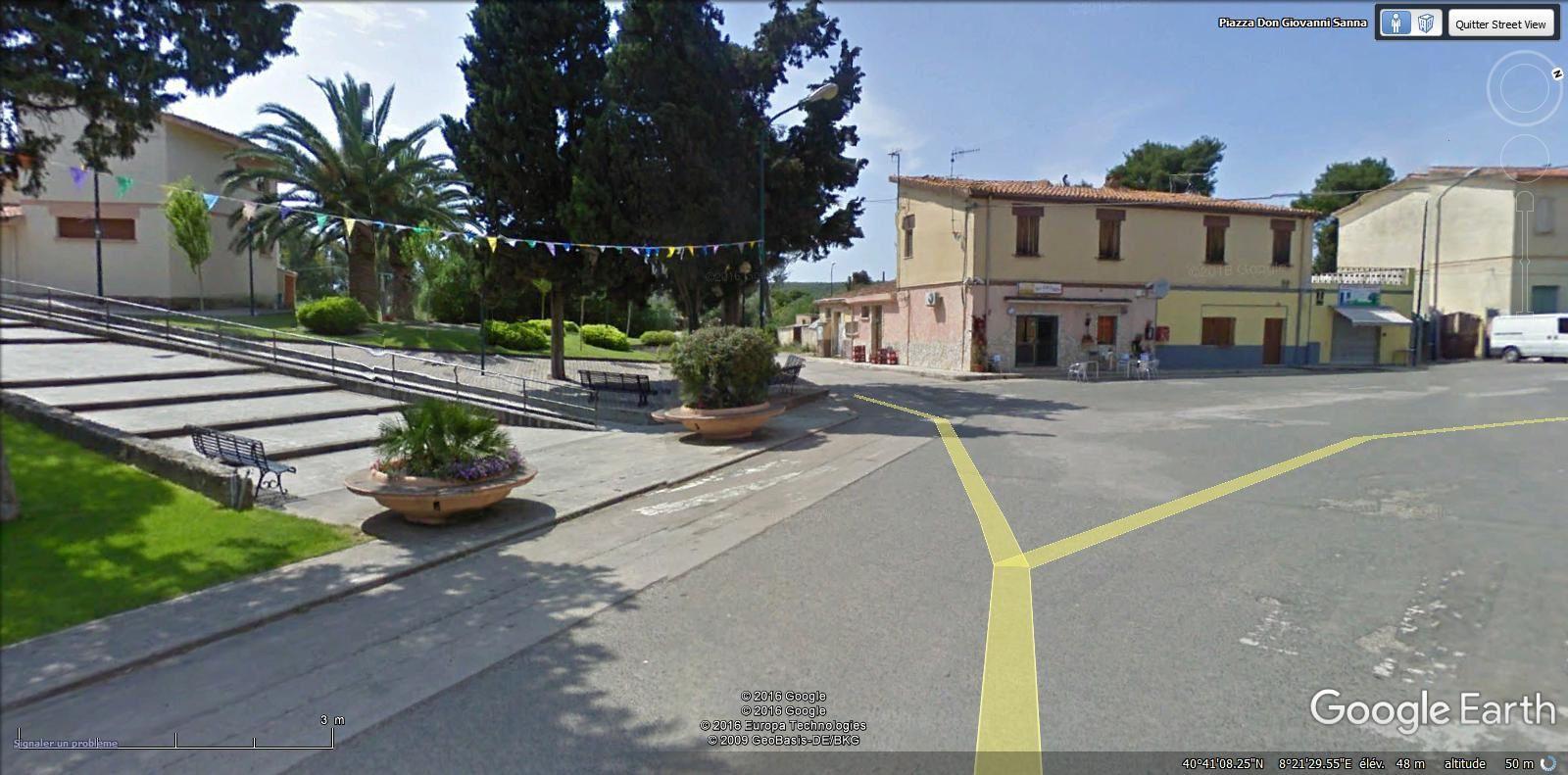 piazza Don Giovanni Sanna ( 17,5 km )