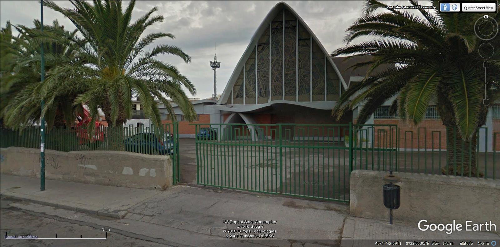 église des Salésiens