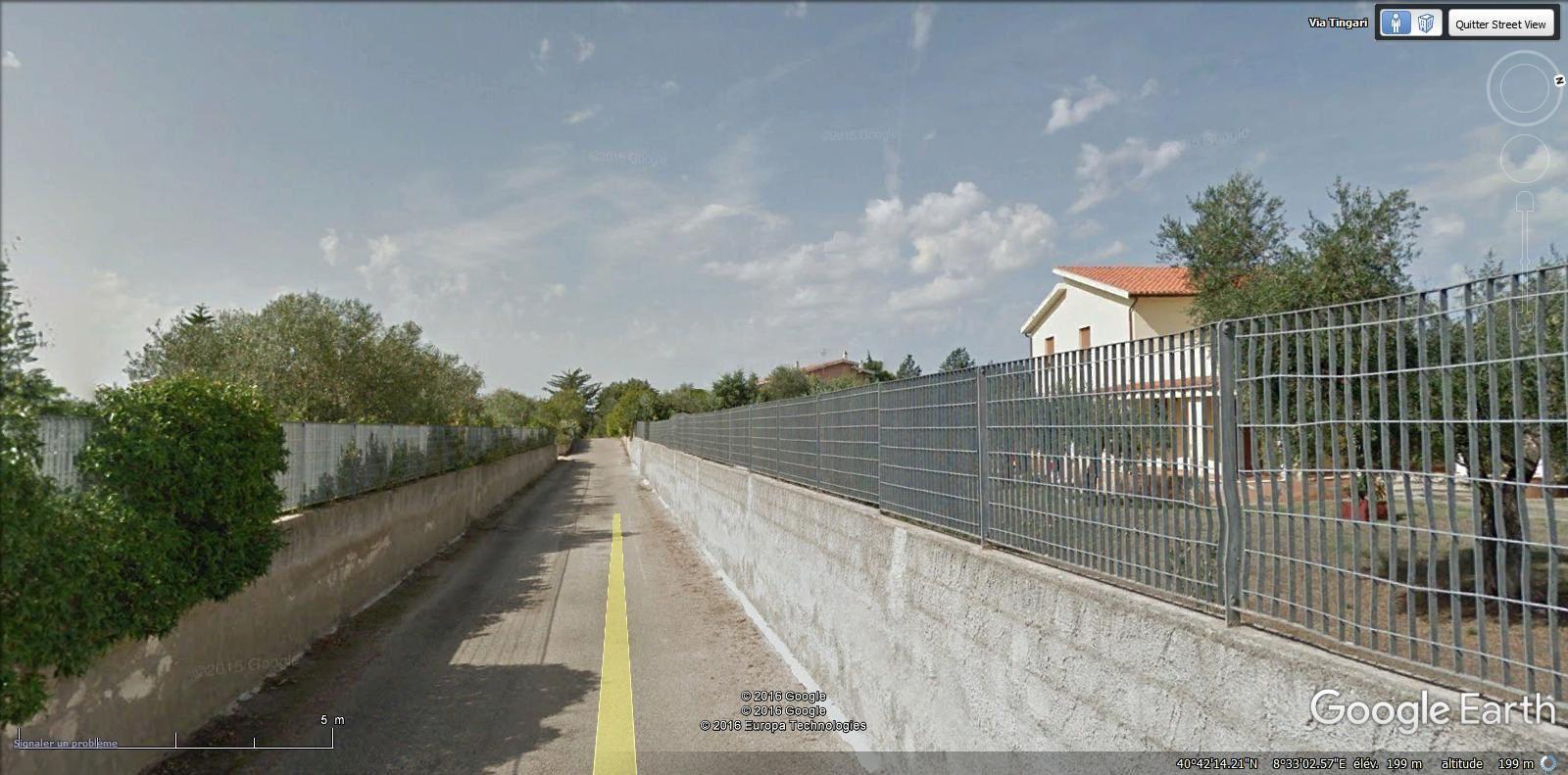 via Tingari ( 2,6 km)