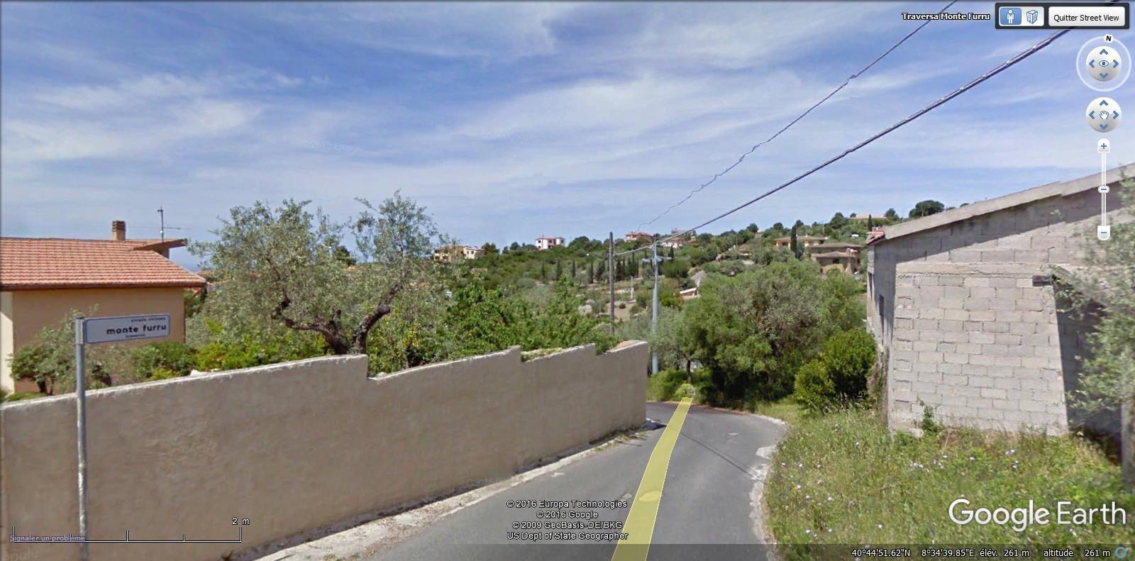 strada Monte Furru ( 2,8 km )