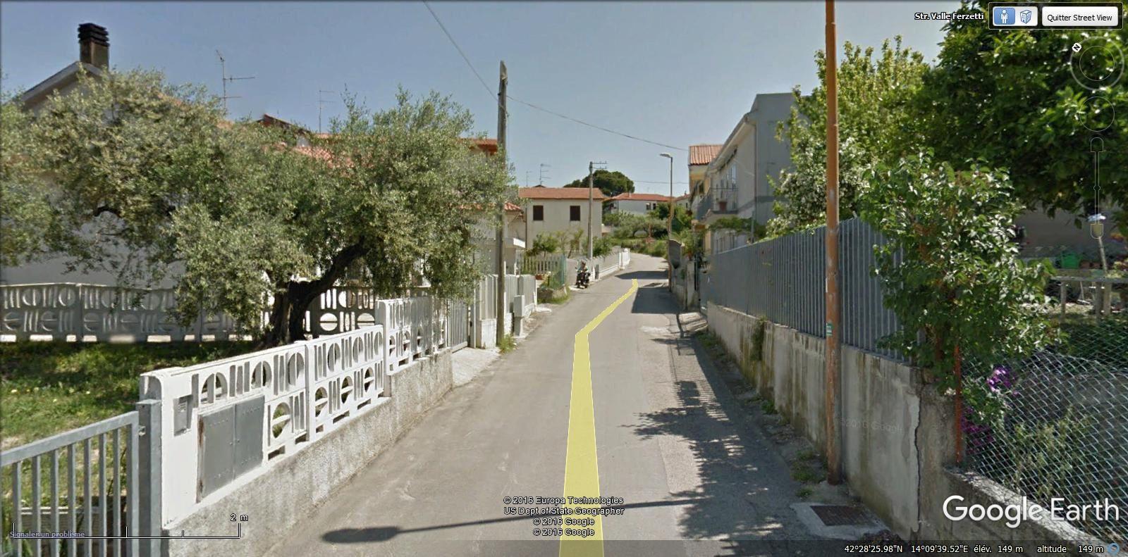 strada Valle Ferzetti
