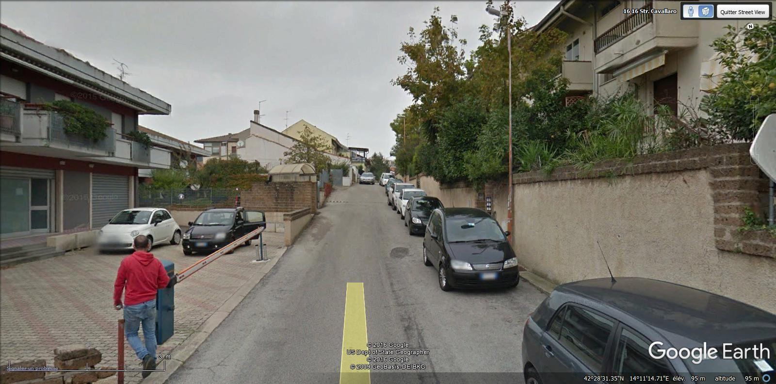 strada Cavallaro