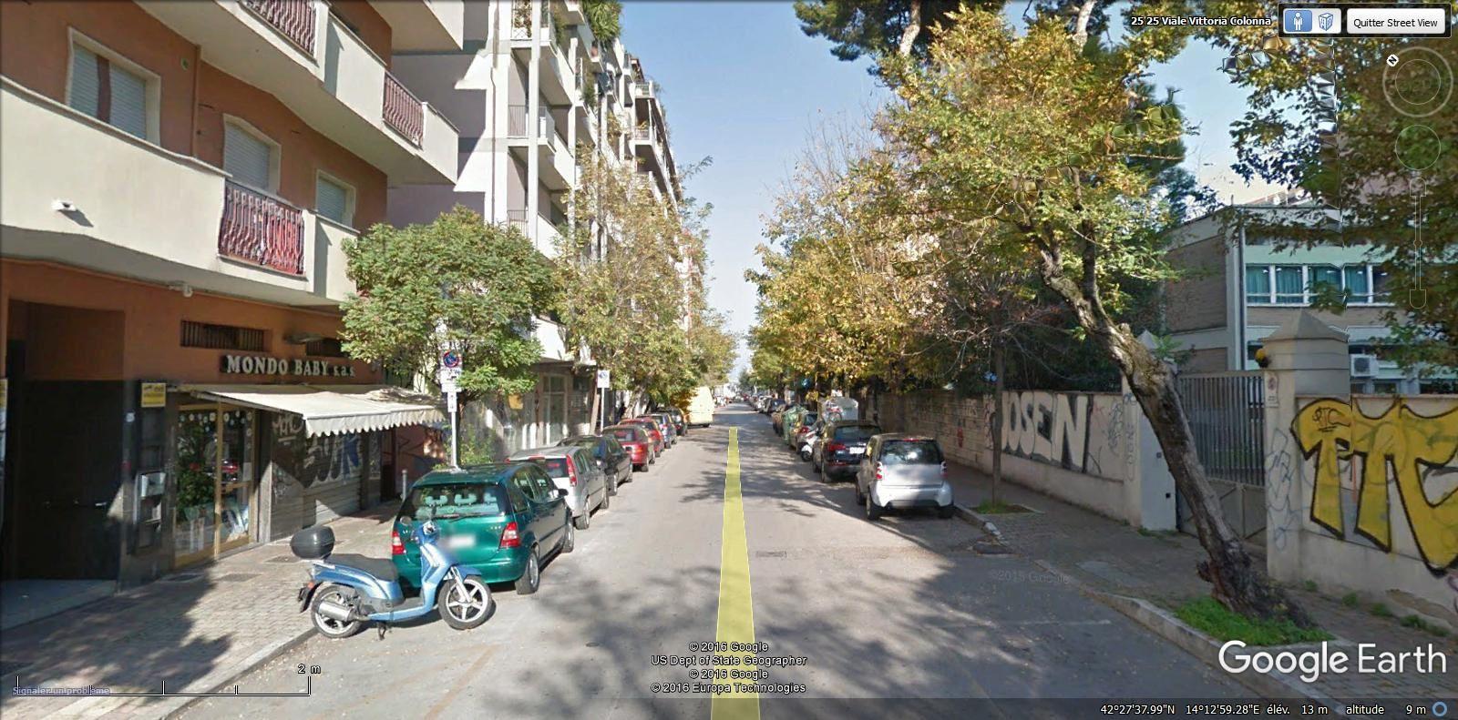 viale Colonna