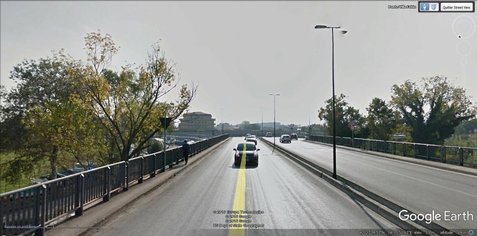 pont Villa Fabio