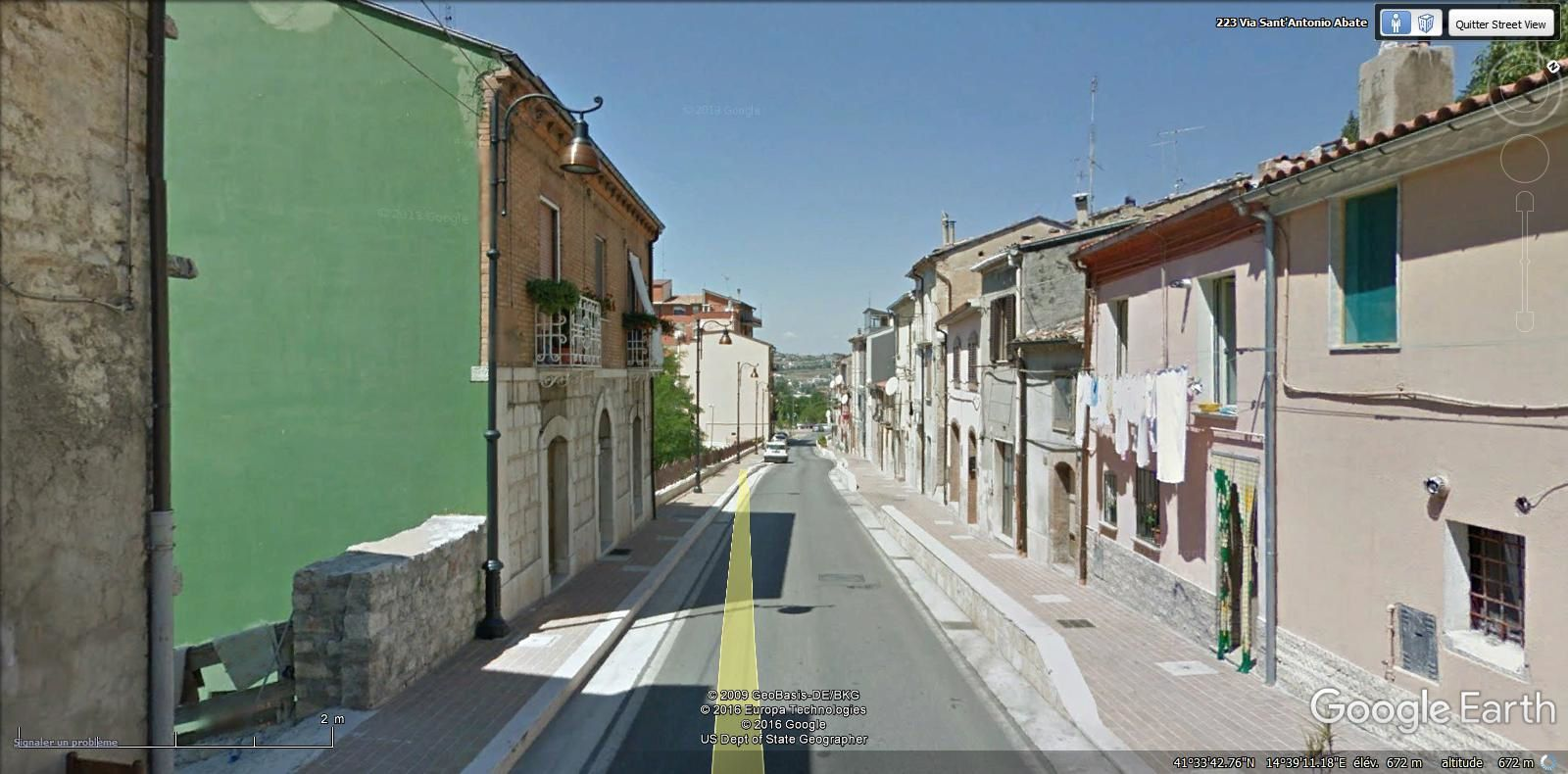 via Sant Antonio Abate