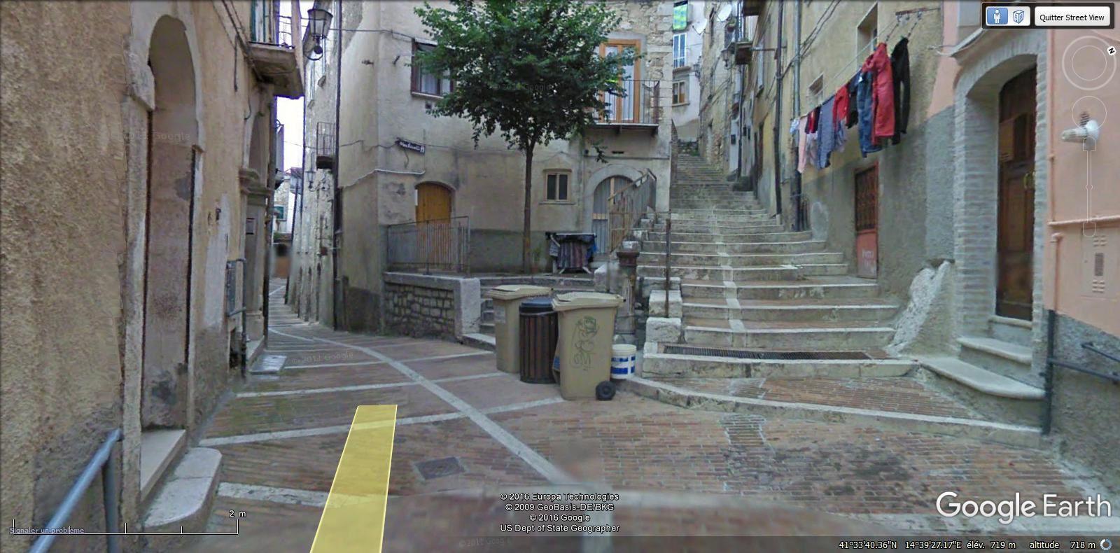 strada Piazza dell'Olmo