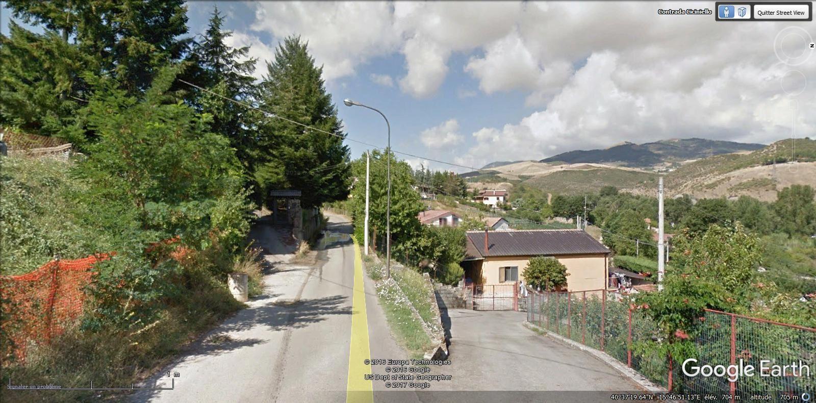 contrada Ciciniello ( 2,7 km )