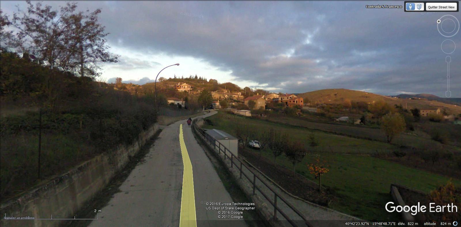 San Francesco II ( 7,4 km )
