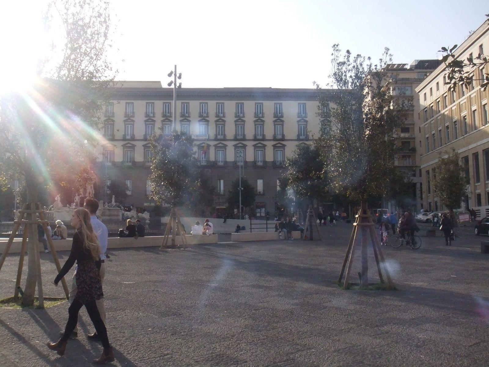 piazza Municipio SMT ( km 0 )