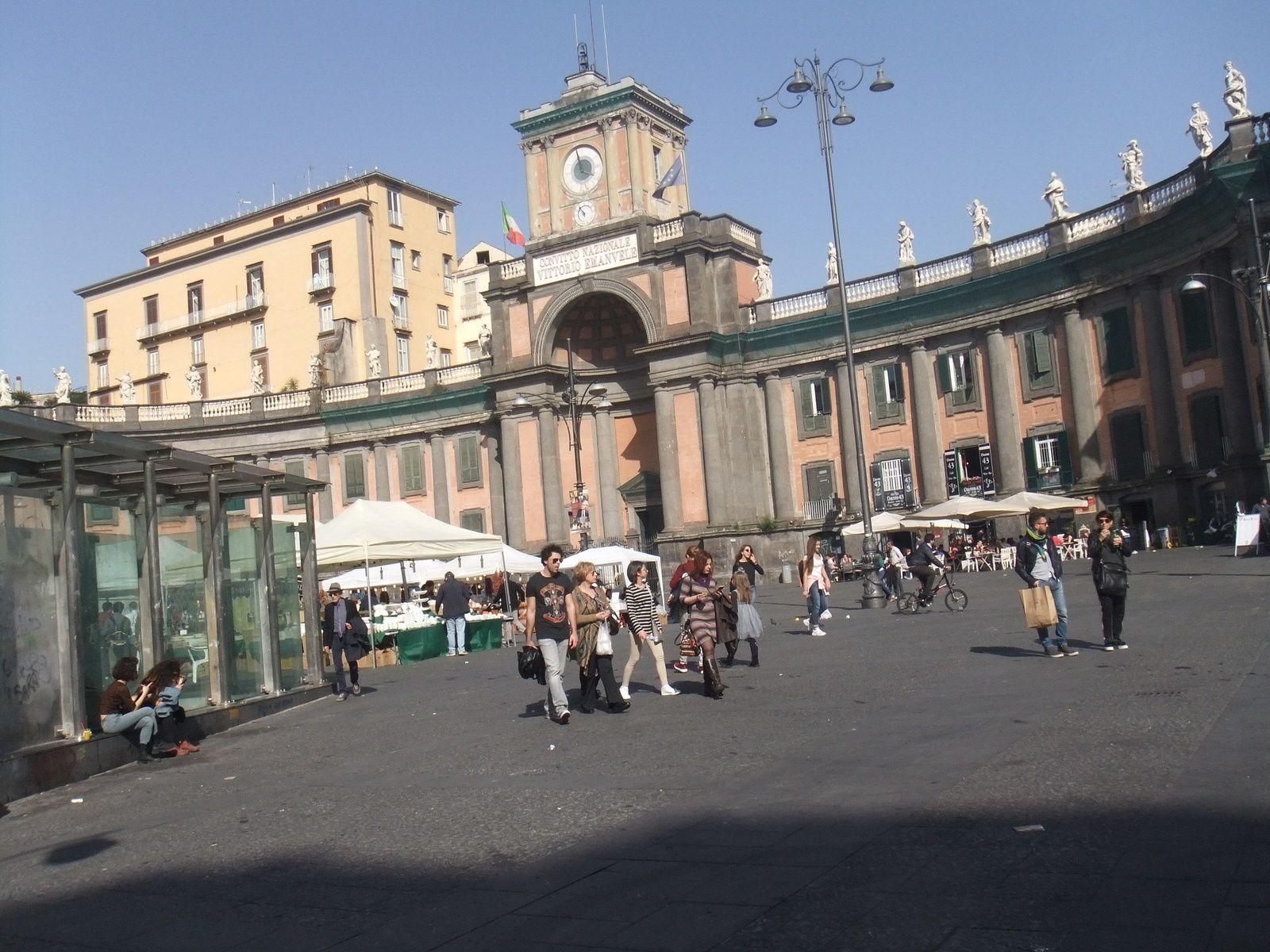 piazza Dante SMT