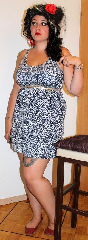 Défi French Curves : &quot&#x3B;Incarner une femme qui nous inspire&quot&#x3B; AMY ♥
