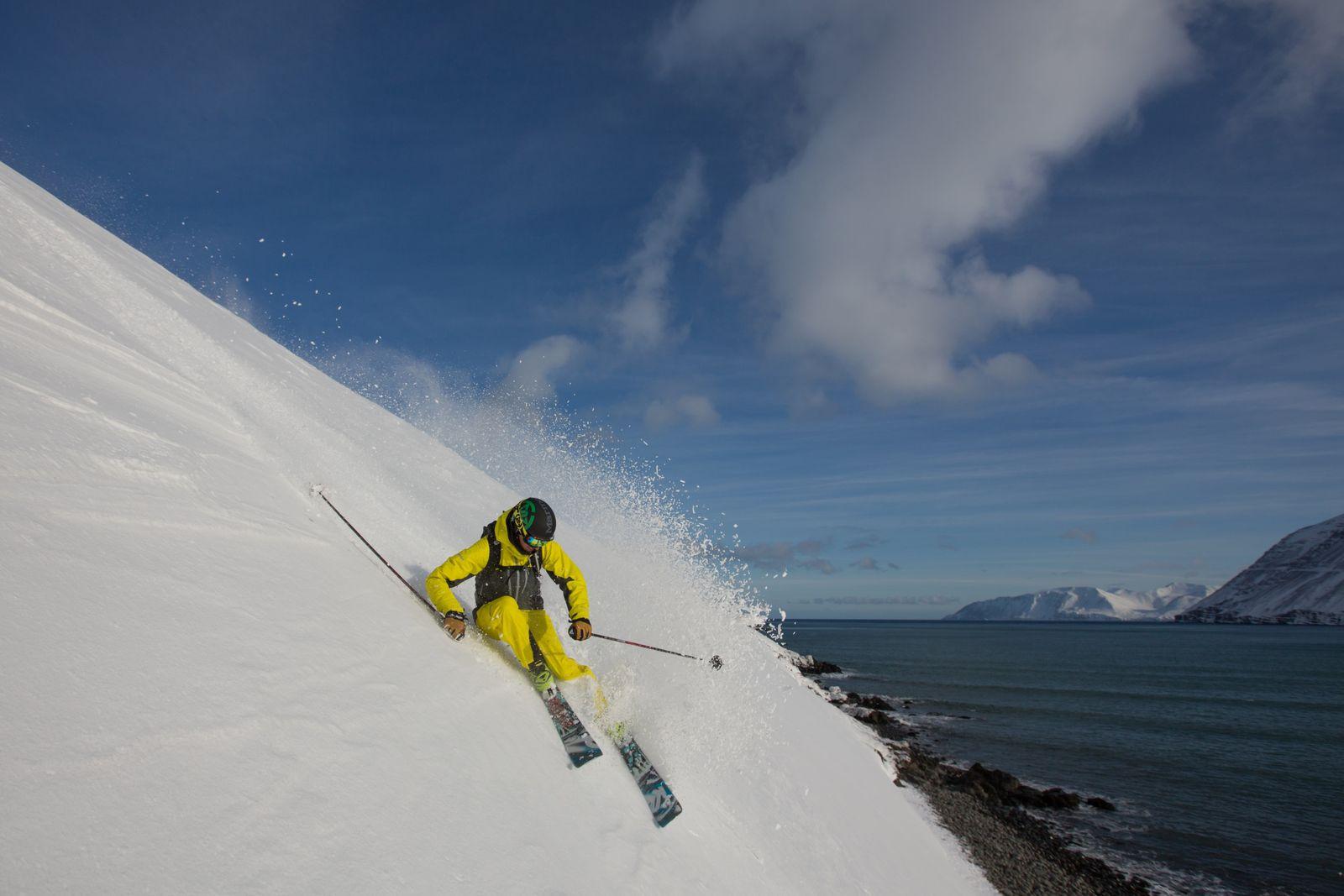Marmot Rides ICEland