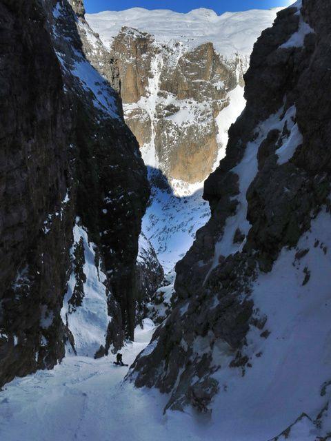 Dolomiti Superski, Couloir Wonderland