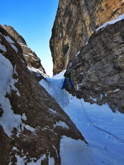 Dolomiti Superski, Couloir Wonderland