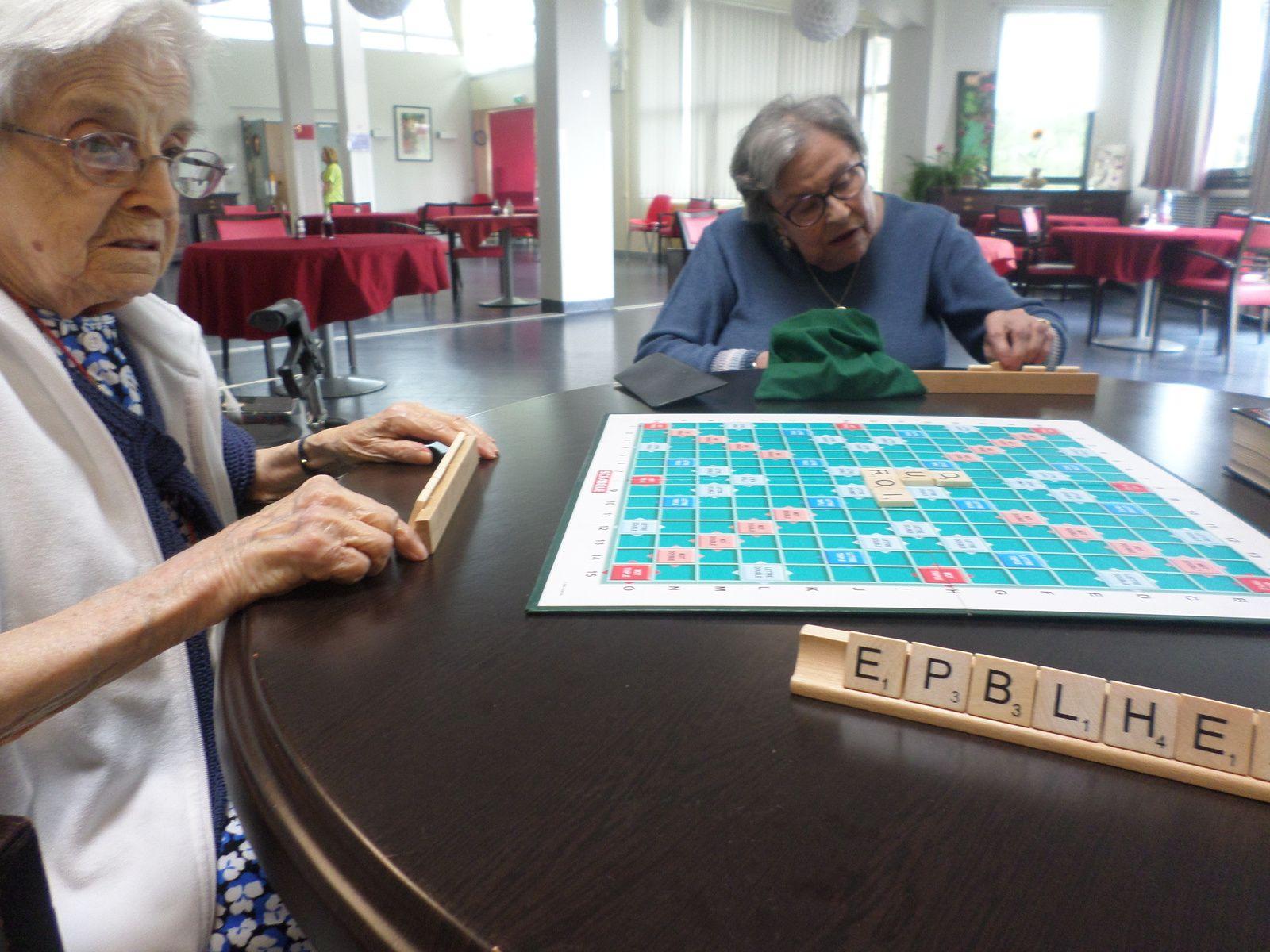 Après-midi détente autour de jeux de société