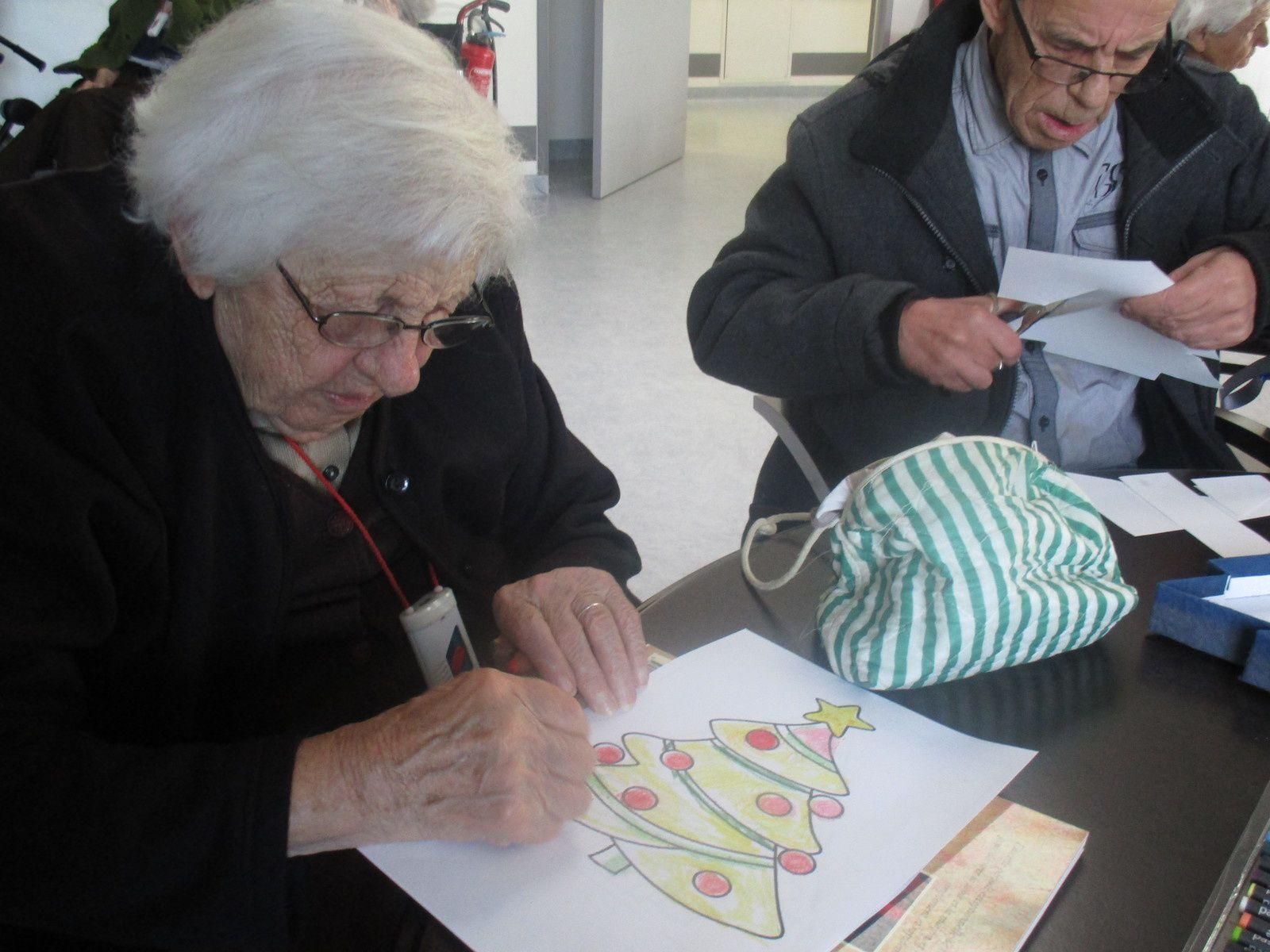 Atelier Créatif Décoration de Noël
