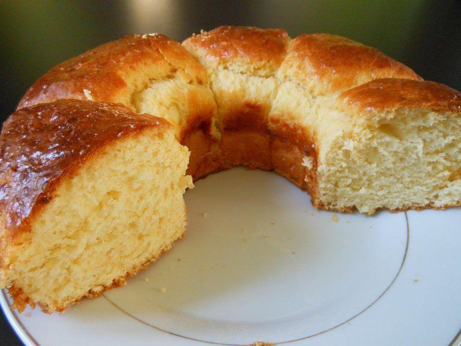Brioche maison au beurre g raldine est en cuisine - Brioche au beurre maison ...