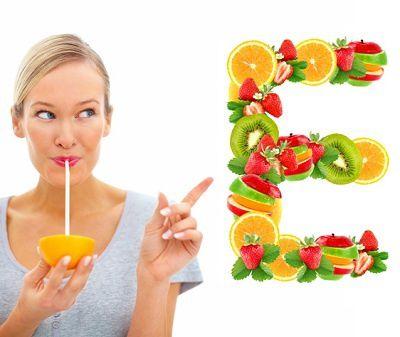 La vitamine E substance vedette chez Skinfood