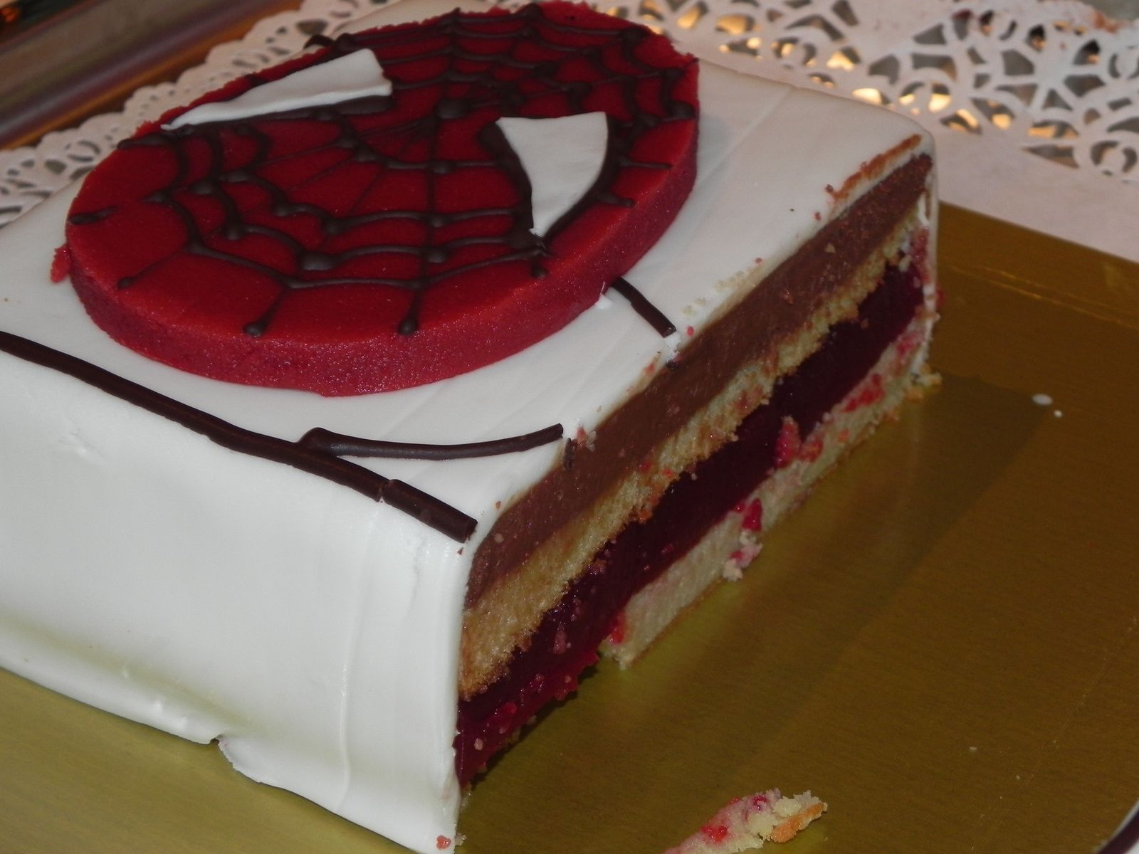 Une part de gâteau ??