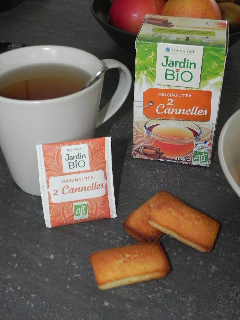 Original'Tea au 2 cannelles bio