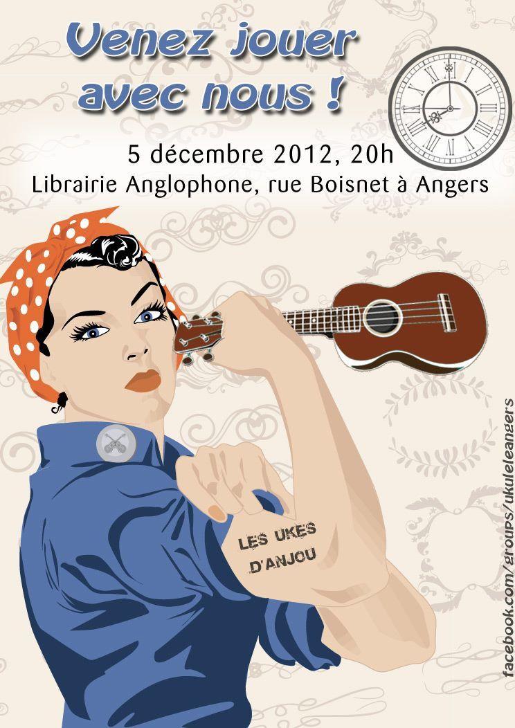 Affiche rencontre de décembre 2012