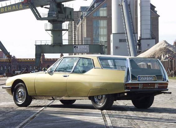 Des Breaks De Chasse Surprenants Rmc Cars