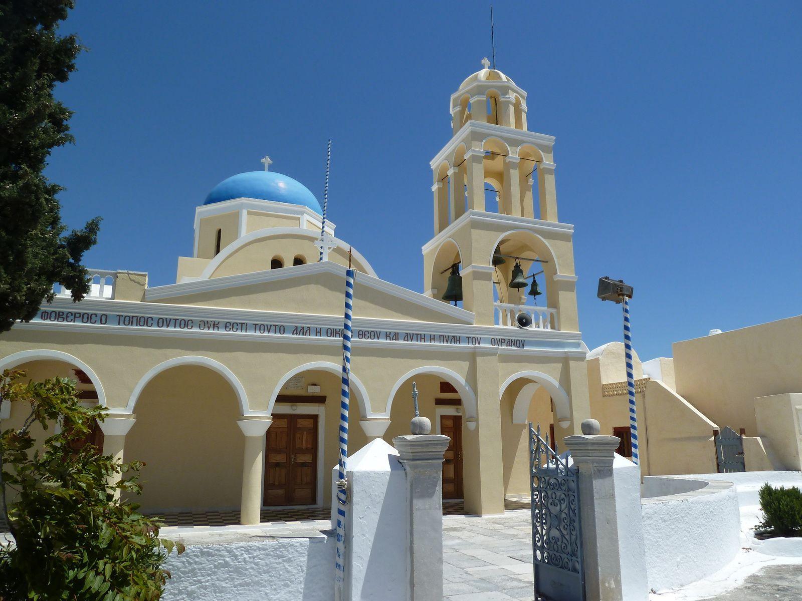 Le chemin est perlé de chapelles, églises, monastères tous différents...