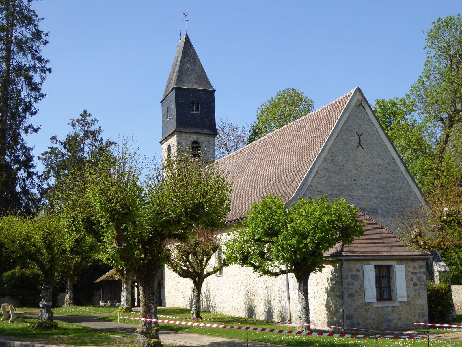 Randonnée de Rambouillet au Perray 30 km - 2/2