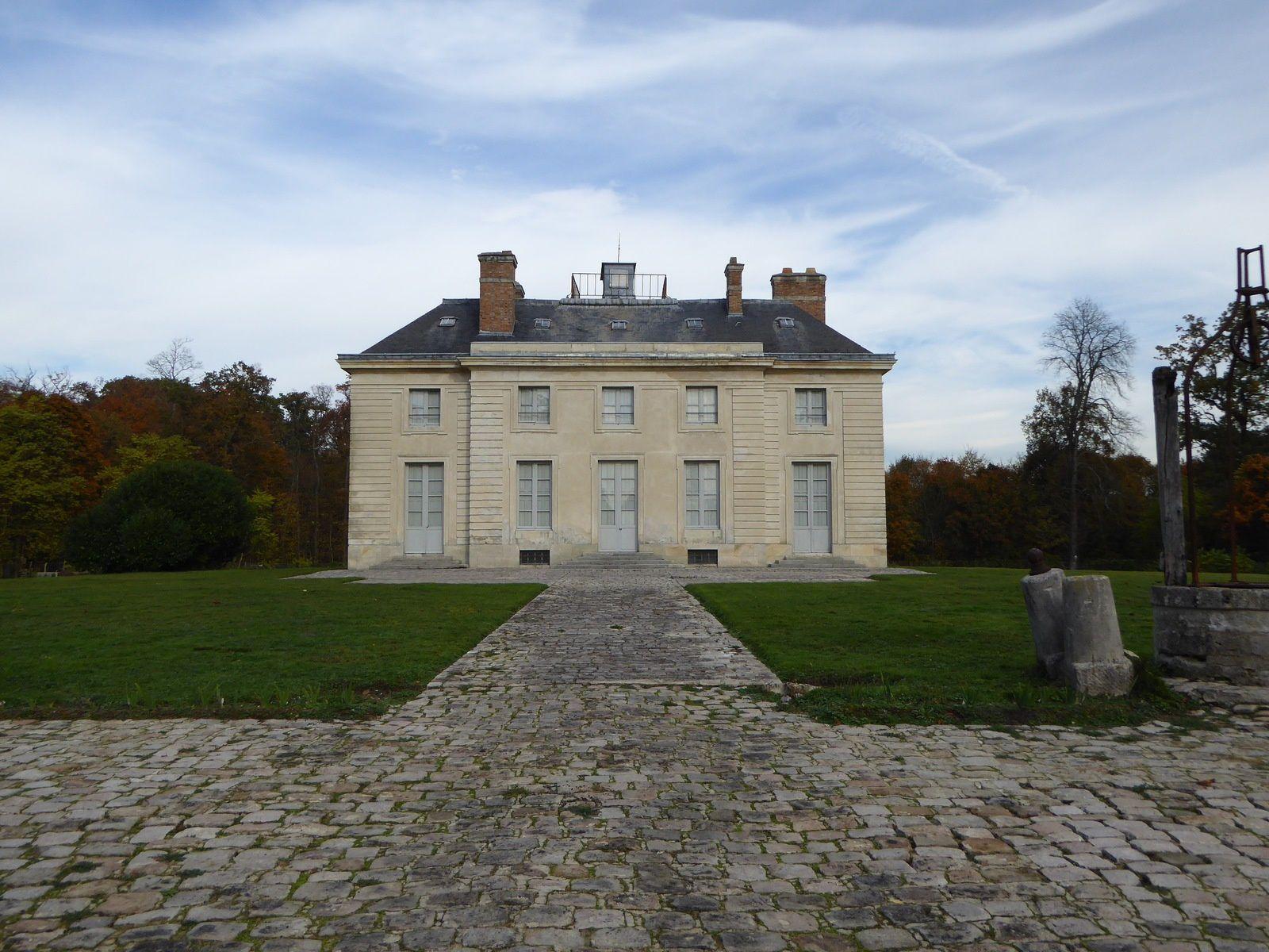 Randonnée de Saint-Germain-en-Laye à Conflans-Sainte-Honorine, 19 km.