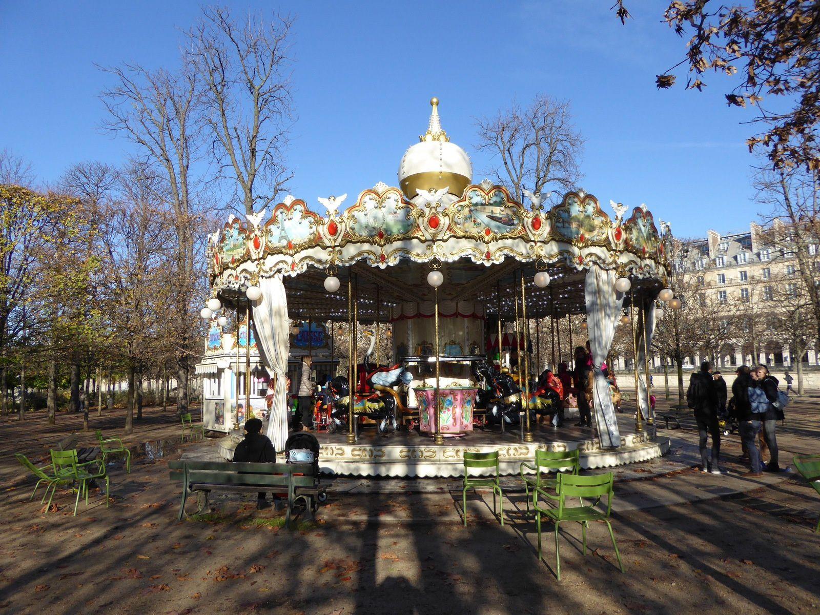 Promenade à Paris automne 2015. 2/..