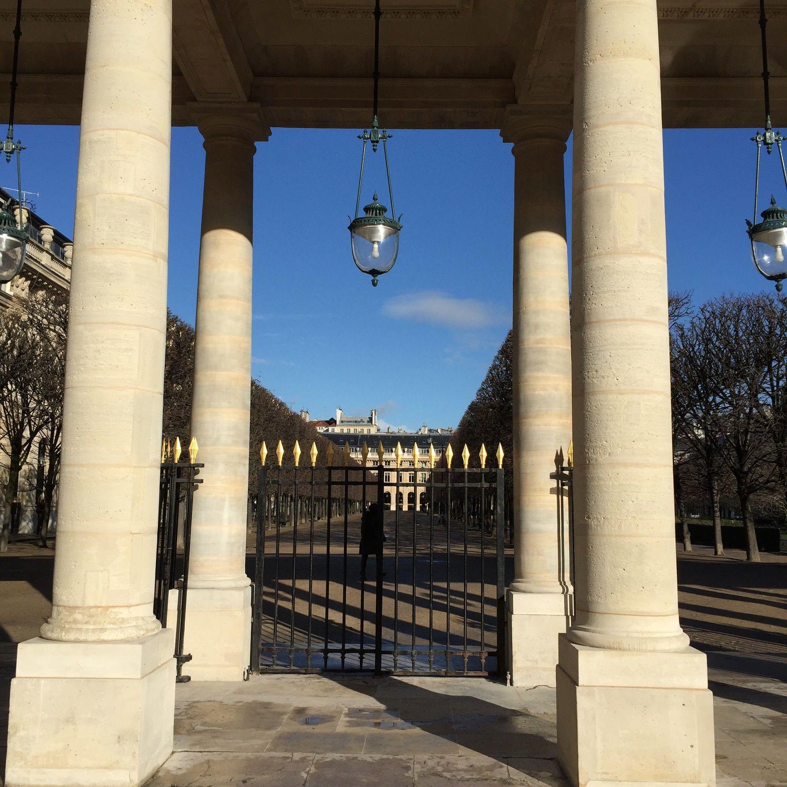 Promenade à Paris hiver 2016. 2/..
