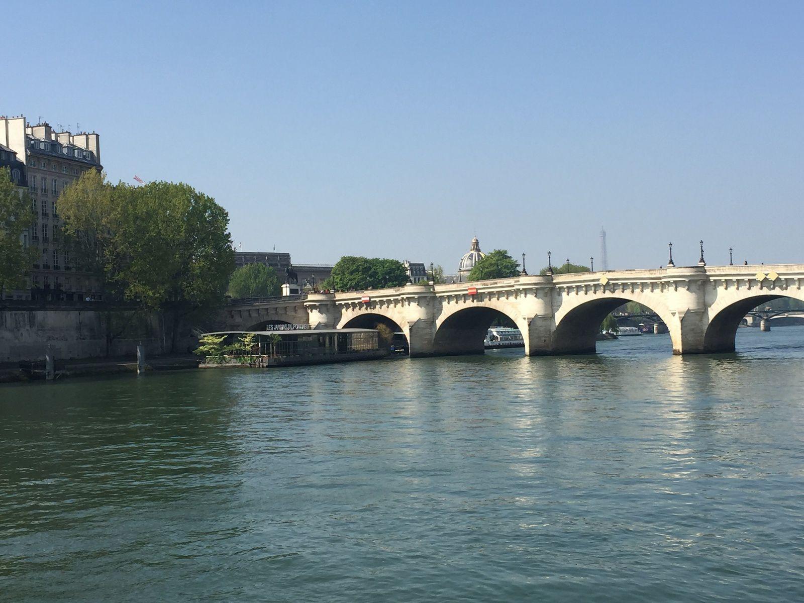 Pont aux Change et Pont Neuf.