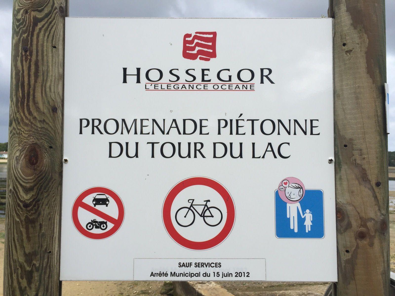 Randonnée à Hossegor Lac et Océan - 9 km.