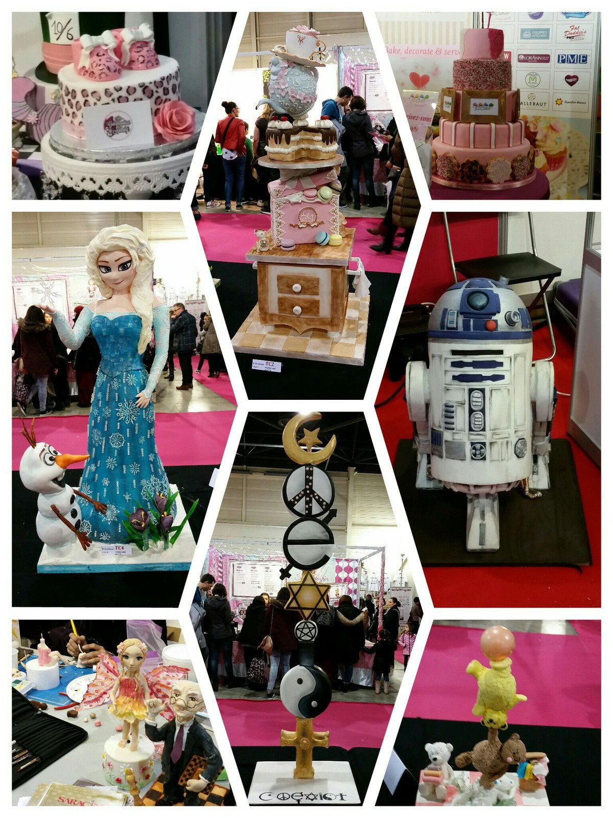 Expo concours et stand