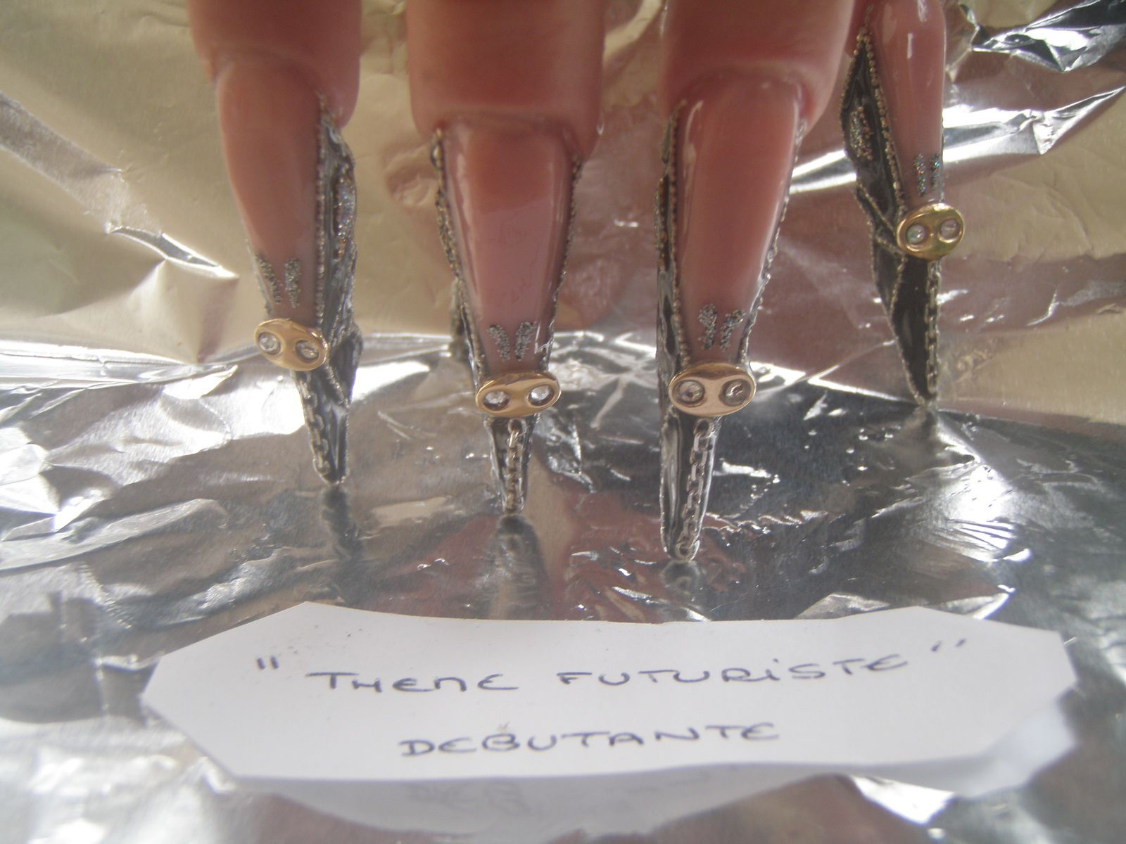 Concours&quot&#x3B; futuriste&quot&#x3B;