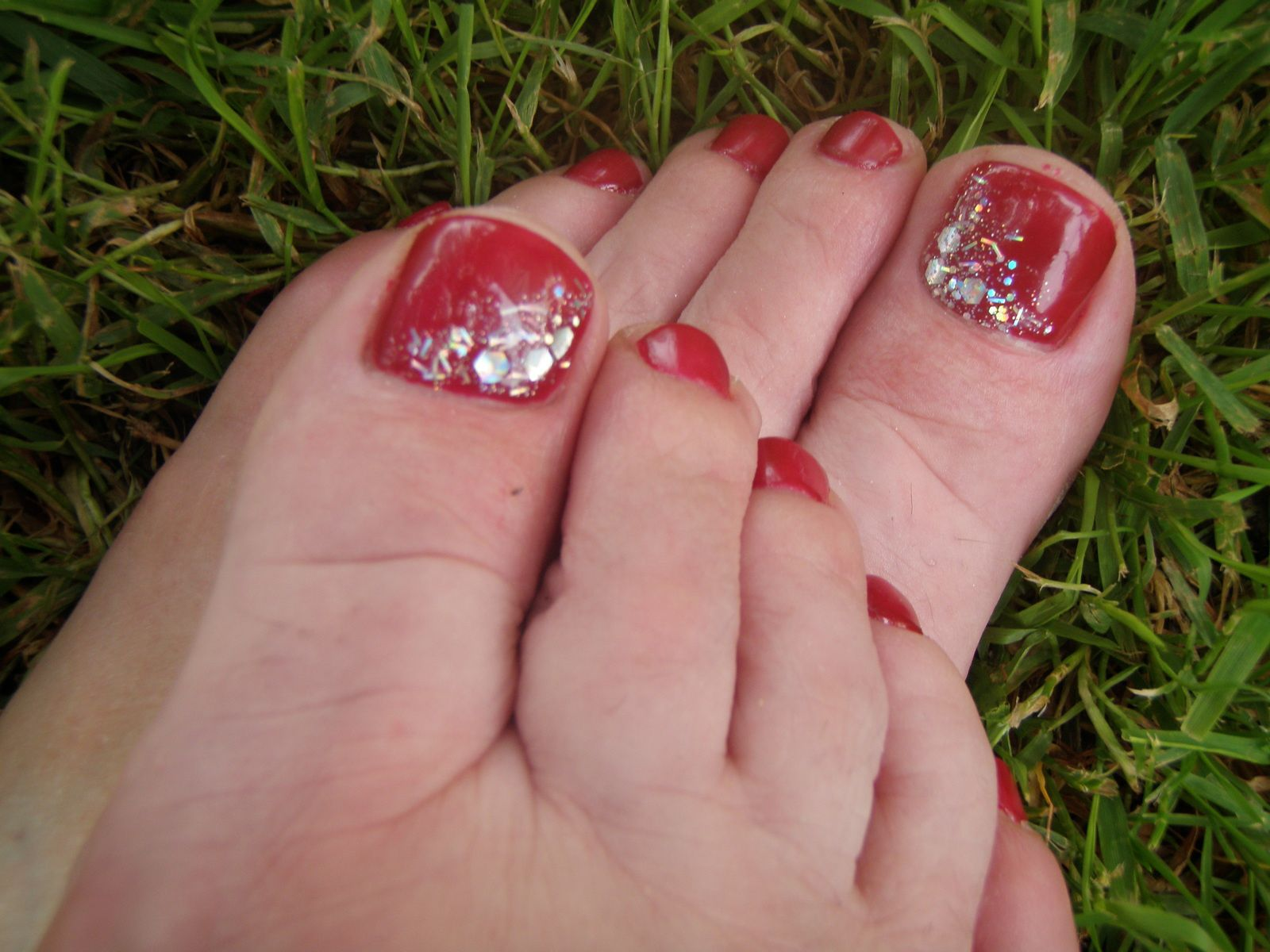 Pose pieds en gel &quot&#x3B;Chili pepper&quot&#x3B;