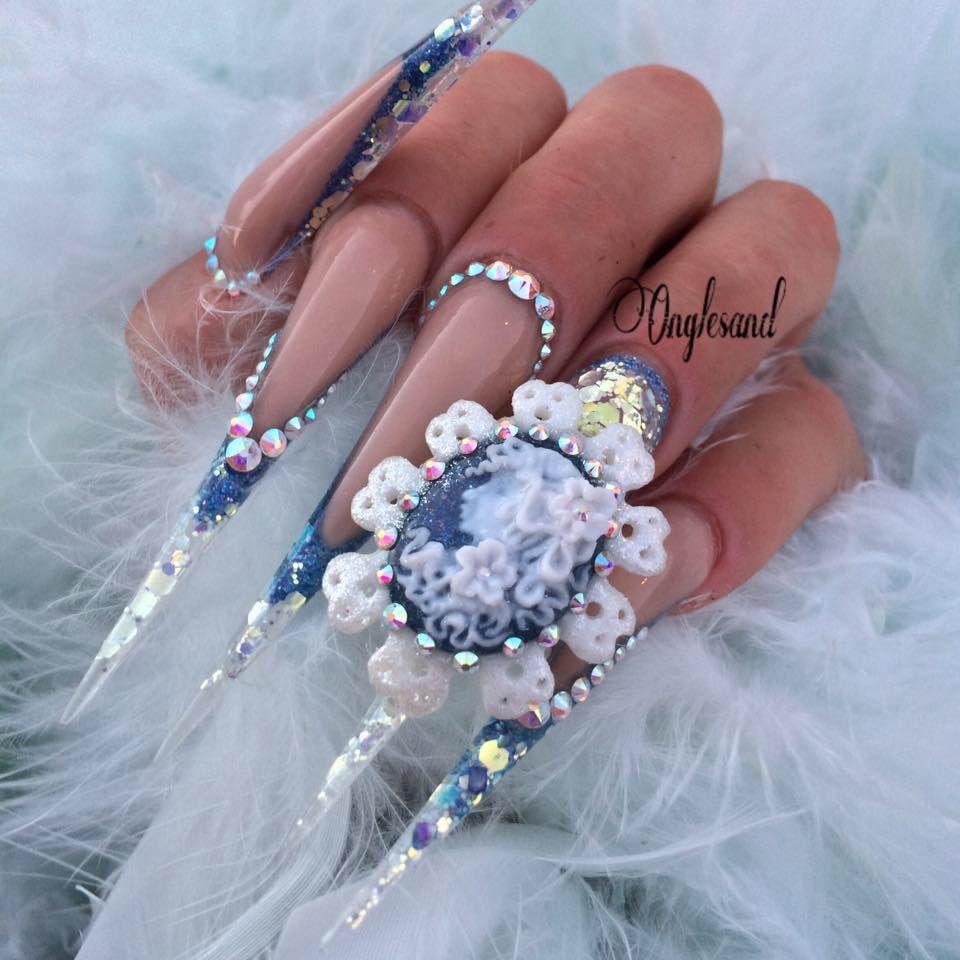 Ma participation au concours &quot&#x3B;1000 éclats&quot&#x3B; Swarkovski-M'Nails