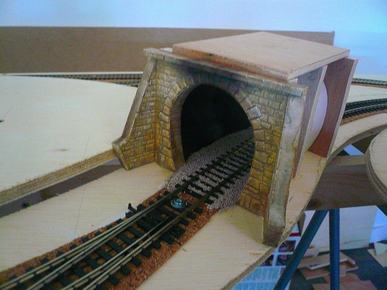 Réseau &quot&#x3B;Tortillard&quot&#x3B; - Entrées de tunnel (3)